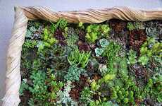 Hip Hanging Gardens - Add Greenery to the Walls With Flora Grubb's Vertical Garden
