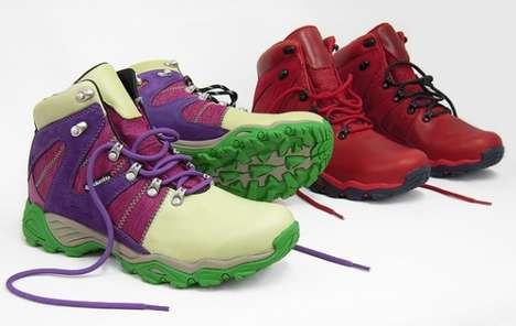 High-Class Hiking Boots