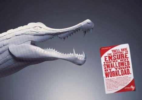 Papercraft Croc Campaigns
