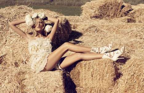 37 Awesome Anja Rubik Features