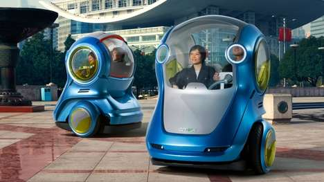 Personal Urban Minicars