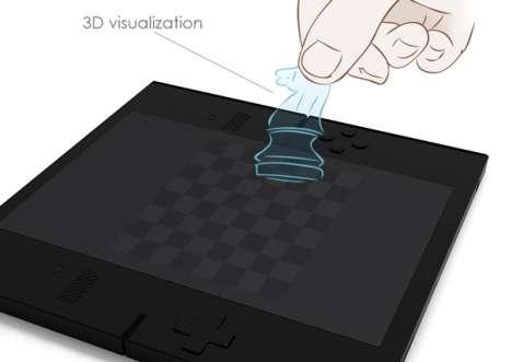 Handheld 3D Gaming