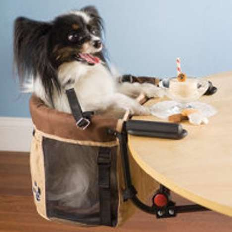Doggie Table Accessories