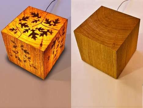Bright Wood Blocks