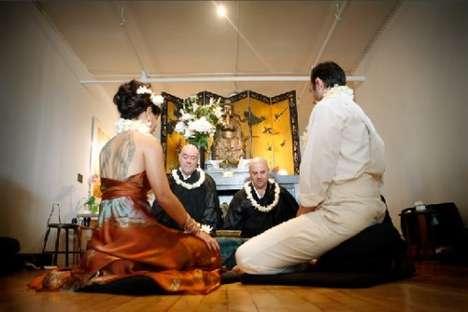 Modern Buddhist Weddings