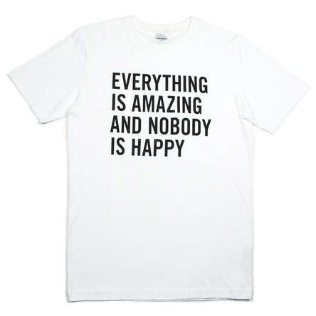 Somber Statement Shirts