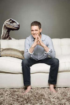 Prehistoric Crooner Stalking
