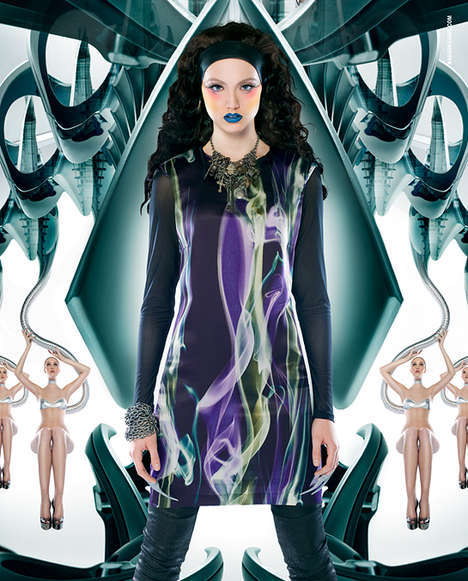 3-D Fashion Films