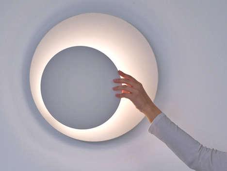 Elliptical Eclipse Lamps