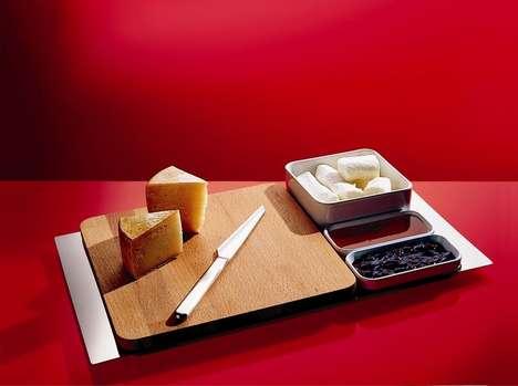 Sleek Cheese-Cutters