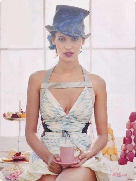 Spring Tea Party Editorials