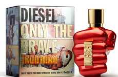 Superhero Scents - Diesel Follows the 'Iron Man' Craze With a Fragrance for the Brave