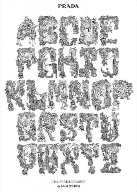 Couture Alphabets