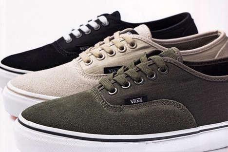 Rock Show Shoes : Vans Warped Tour Footwear