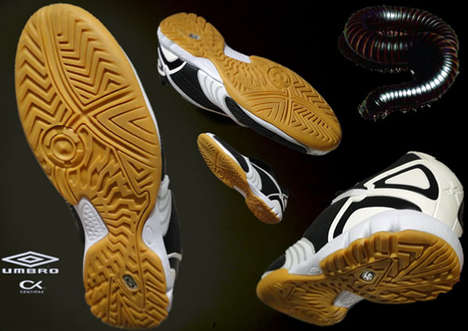 Insect-Inspired Kicks