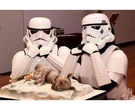 10 Star Wars Wedding Finds