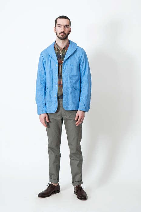 Rainy Day Menswear