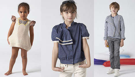 Clean-Cut Kids Collections