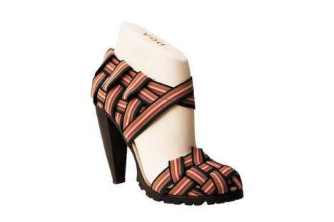 Elastic Weaved Heels