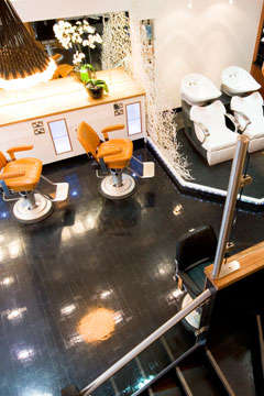 Breakfast Club Salons - London's Percy & Reed Offers A Blow Dry and Breakfast