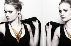 Avant-Garde Geocessories - The TomTom Jewelry Spring Collection has Sci-Fi Appeal