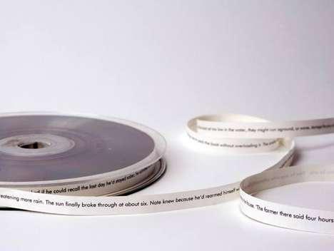 Ticker Tape Storytelling