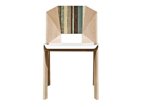 Scrap Wood Seating