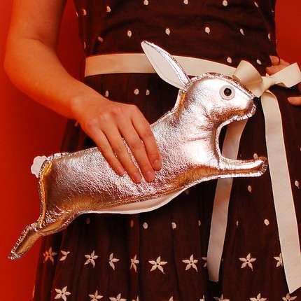 Easter Rabbit Purses
