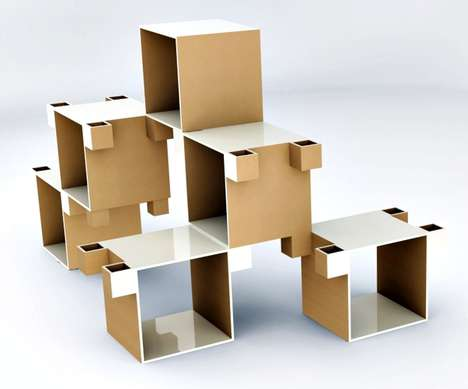 Modular Book Storage