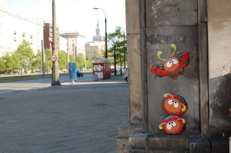 Kid-Friendly Street Art