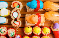 Sweet Easter Sushi