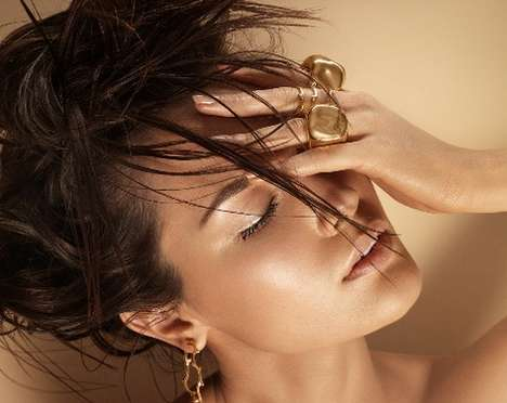 Sultry Jewelry Shoots