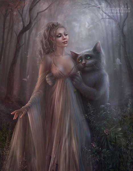 Erotic Fairytale Art