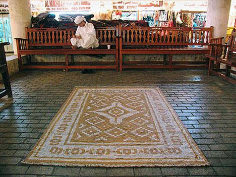 Trashy Ashy Carpets