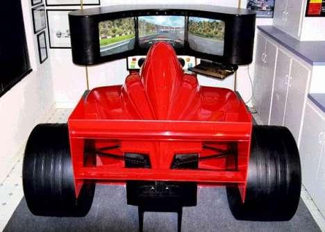 Uber-Realistic Racecar Games