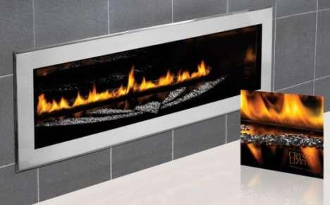 Luxury Glittering Firepits