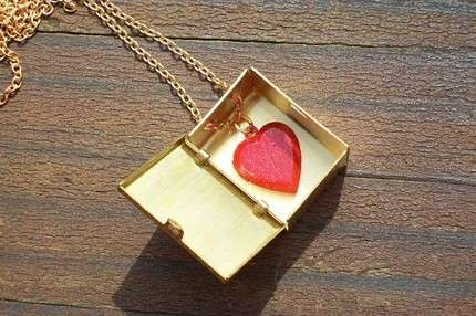Love Protection Lockets
