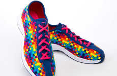 Pixelated Rainbow Kicks