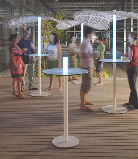 LED Deck Furniture