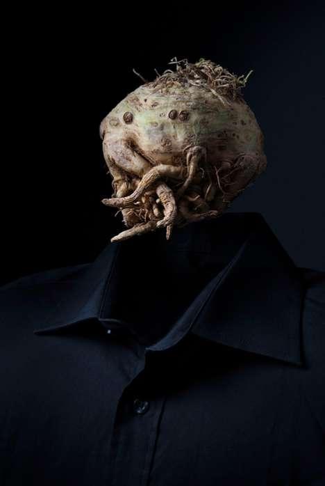 Veggie Head Photography
