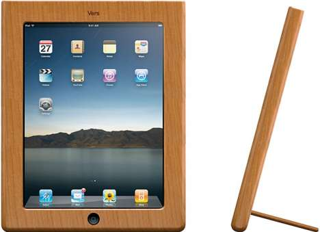 Wooden Tablet Protectors