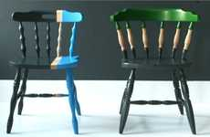 Motley-Hued Chairs