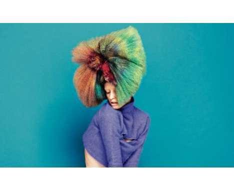33 Technicolor Hairdos