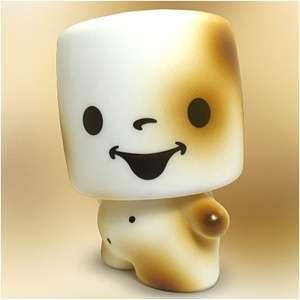Roasted Marshmallow Toys