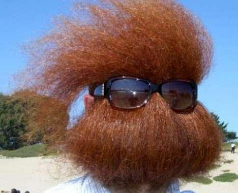 21 Weird Beards