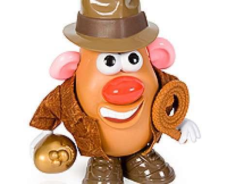 45 Potato Pieces