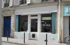 DIY Sewing Cafes - The Sweat Shop in Paris Features Per Hour Sewing Stations
