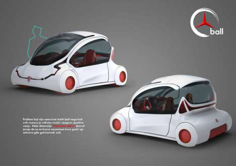 Spherical Hover Cars