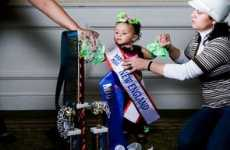 Pageant Kidtography - Meghan Petersen 'Beauty Pageant' Project Takes You Behind the Scenes