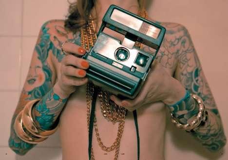 Polaroid Inktography